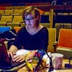 Proving Passions — Stage manager of the upcoming play 'Proof' chooses to do what she loves