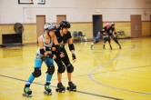 Getting down with derby — When it's time for derby, nothing else matters