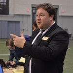 The playoffs of payoffs — A day in the life of University of Idaho career advisor Eric Anderson