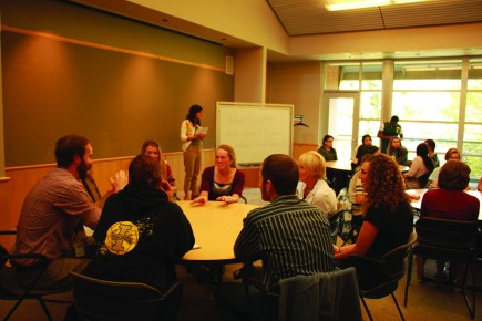 Agreeing to disagree — Campus Conversation facilitates debate about Planned Parenthood