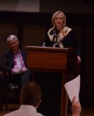 PBS President speaks at KUID's 50th anniversary celebration