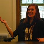 Alex Brizee Argonaut  Marissa Rudley, UI campus dietitian, encourages students to plan meals and snacks.