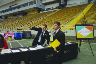 Photo file by Alex Brizee | Argonaut